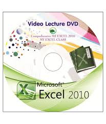 comprehensive ms excel 2010 video lecture dvd buy comprehensive
