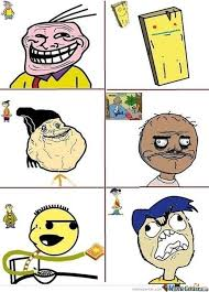 Ed Meme - ed edd eddy meme version by troll power meme center