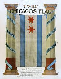 Chicago Flags Chicago U0027s Flag