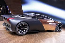 peugeot onyx peugeot onyx concept top speed peugeot onyx concept paris photo