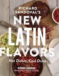 new latin flavors