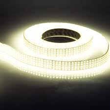 Led Ceiling Strip Lights by Led Industrial Lighting Brightest Led Strip Custom Length Quad