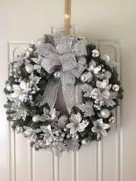 silver christmas silver christmas decorating ideas all about christmas