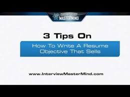 Examples Of Objectives For A Resume Resume Objective Statements That Cause Recruiters To Reject You