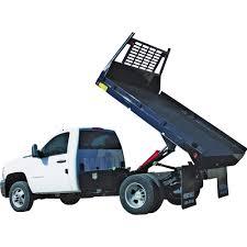 pierce arrow flatbed truck hoist kit u2014 7 5 ton capacity 8ft to