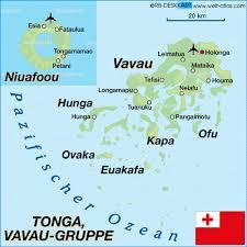 tonga map map of vavau tonga map in the atlas of the atlas