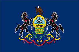 Maine State Flag Pennsylvania State Flag Flagnations