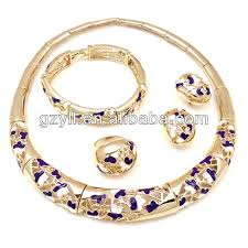 gold set for marriage aliexpress buy italian designer jewellery gold plated