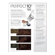 clairol nice u0027n easy perfect 10 permanent hair color walgreens