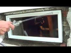 Replacing A Basement Window by Como Arreglar Un Basement Google Search Basement Pinterest