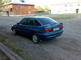 used 1999 ford escort photos 1600cc gasoline ff manual for sale