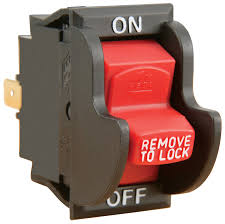 table saw safety switch amazon com woodstock d4163 toggle safety switch home improvement