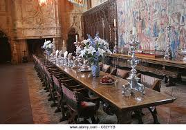 Hearst Castle Stock Photos  Hearst Castle Stock Images Alamy - Hearst castle dining room