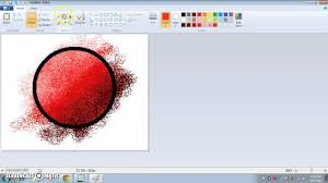 how to blend on ms paint read description youtube