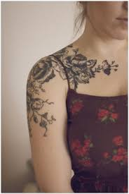 Tattoos On Shoulder For - the 25 best tattoos ideas on