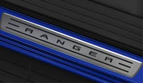 Ford Ranger Interior Accessories Ranger From 2012 Ford Online Accessory Catalogue