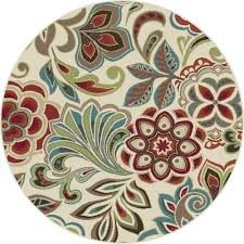Round Area Rugs Contemporary by Rugs Round Contemporary Roselawnlutheran