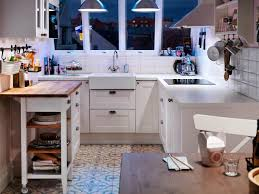 cuisine blanc laqu ikea cuisine ikea en bois ilot de cuisine bois et zinc
