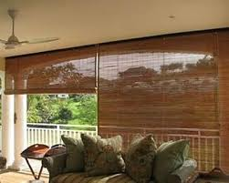Bamboo Rollup Blinds Patio by Aweinspiring Long Bamboo Exterior Outdoor Roll Up Bamboo Blinds