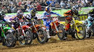 ama motocross schedule 2015 supercross schedule announced motorcycle usa