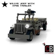 custom willys jeep custombricks de lego custom ww2 wwii u s mb willys jeep