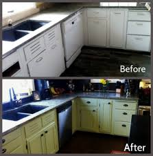 kitchen cabinet refacing the happy housewife home management diy