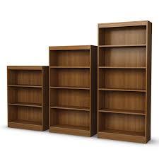 Sauder Bookcase 5 Shelf by Amazon Com South Shore Axess Collection 5 Shelf Bookcase Morgan