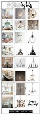 Four Lights Houses Joanna U0027s Favorite Light Fixtures For Fixer Upper Style The