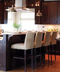 kitchen simple upholstered kitchen bar stools with regard to