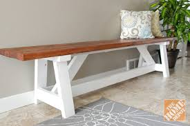 Bench Great Ana White Benchright Farmhouse Diy Projects With Farm