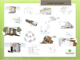 micro home floor plans nomad micro home easily assembled under 30k indiegogo