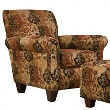 furniture wonderful and cozy upholstered accent chairs for living