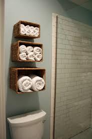 small bathroom towel storage ideas towel gallery
