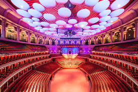 Royal Festival Hall Floor Plan Tour And Afternoon Tea For Two At The Royal Albert Hall