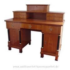 Schreibtisch Kolonial Sbt 205 Sta Schreibtisch Pc Tisch Biedermeier Empire Kirschbaum