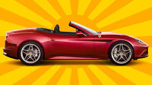 ferrari supercar 2016 2016 ferrari california t review is this the best entry level