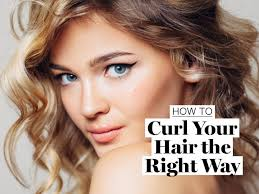 different ways to curl your hair with a wand the 7 biggest curling iron mistakes and how to curl your hair