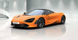 orange mclaren 8 of your best mclaren 720s designs so far