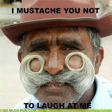 Handlebar Mustache Meme - puns handlebar funny puns pun pictures cheezburger