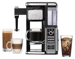 amazon com ninja coffee bar single serve system cf110 kitchen