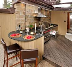 Small Outdoor Kitchen Design by Stylish Small Bar Ideas Homesfeed
