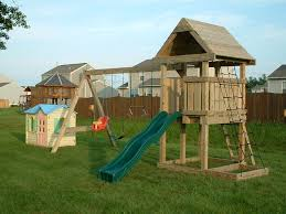 outdoor childrens playset swingset 2003 by matr lumberjocks