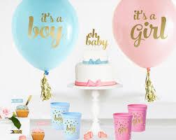 baby gender reveal etsy