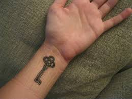 key tattoos what u0027s their meanings plus cool examples