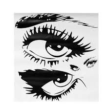 audrey hepburn home decor audrey hepburn u0027s beautiful eyes wall sticker vinly diy home