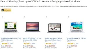amazon chromebook black friday top 10 best prime day deals on gadgets u0026 electronics