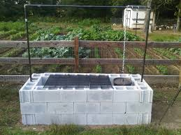 Cinder Block Decorating Ideas by Top How To Build An Outdoor Fireplace With Cinder Blocks