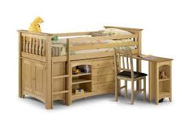Julian Bowen Bunk Bed Julian Bowen Barcelona Style Single Sleep Station Antique Pine