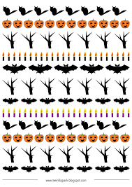 Printables Halloween by Free Printable Halloween Borders Ausdruckbare Halloween