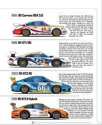porsche 911 racing history porsche 911 evolution of racing modifications 1964 2010 porsche